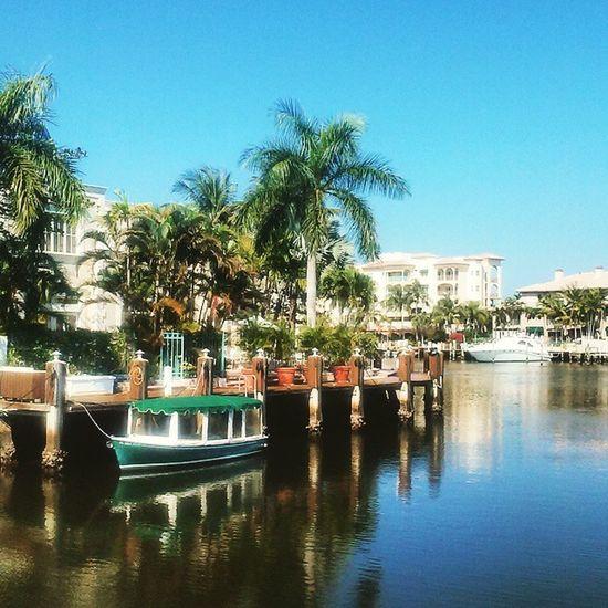 Intercoastal lullaby Isles Hiddengems SoFlo Fortlauderdale Ilivewhereyouvacation Pureflorida @pureflorida