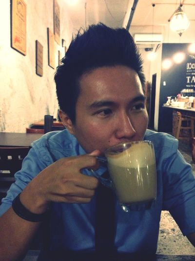 Mukah Coffee Coconut Latte...um!!