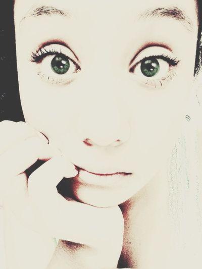 Green Eyes, YOLO Lml<3