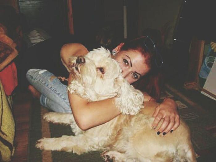 Mucuus <3 First Eyeem Photo Dog Love Happy DogLove Hug