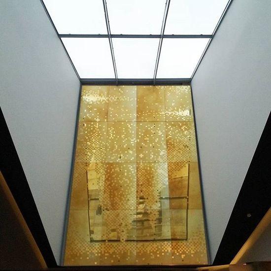 Office du Tourisme de Tournai Architecture Moderne Nord Belgique Verrière Design