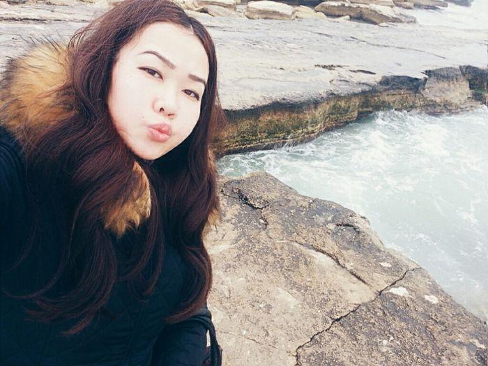 Me Wonderful Smaile That's Me Kazakhstan Aktaucity Popular Photos Caspian Sea Beautynature Blue Green White