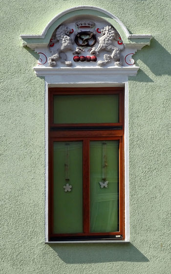 Architecture Beautifully Organized Close-up Day No People Old-fashioned Outdoors Window Schönebeck (Elbe) Sachsen-Anhalt Germany New Talents