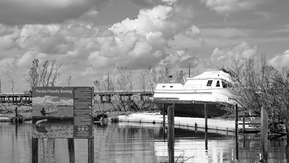 """Family Friendly Boating"" Irma Big Pine Key Florida Keys Hurricane"