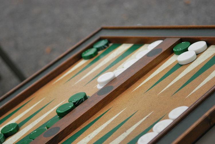 Park Games Wood