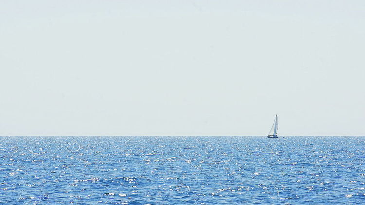 Horizon Over Water Outdoors Day Water Blue No People Nature Fotooftheday Landscape Landscapes