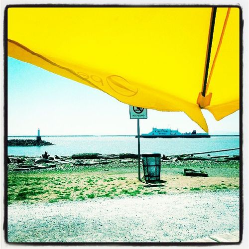 Steveston Pajos Fishandchips Garypoint thepoint dayoff oceanlove yellow lunch picnic