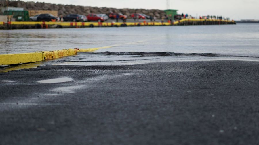 Water Day Outdoors No People Sky Harbour Keflavík Iceland Sony Love To Take Photos ❤ High Tide