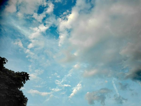 Cloud - Sky Sky Outdoors Beauty In Nature Icd/11.0 InFinity Flame Vibrations+ Yeah On The Way Adult Day Memories Growth Marco Perspectives Relaxium
