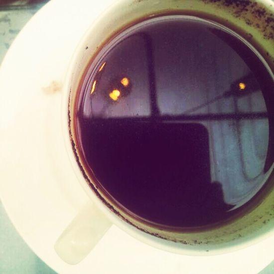 Coffee Good Morning Shadows