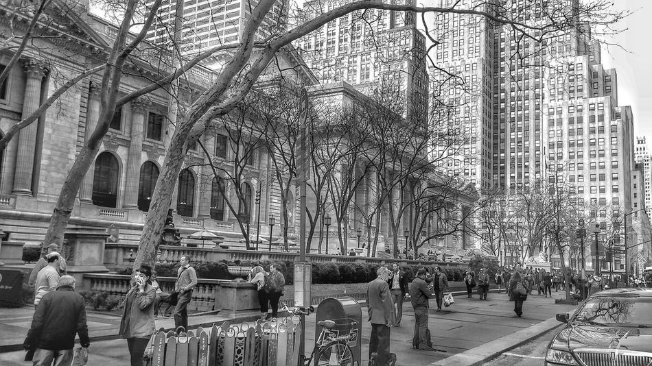 Android Photography Street Photography EyeEm Best Shots - Black + White Eyem Gallery New York City Best Edits  42 Street Enjoying Life