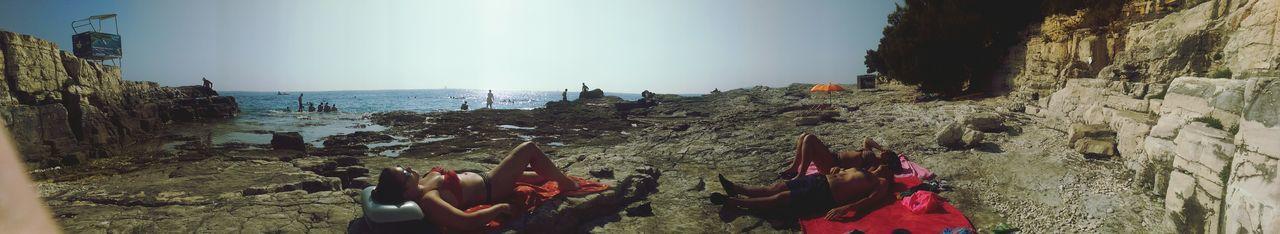 Chilling Hello World Relaxing Enjoying Life Relaxing Enjoying Life Sun Croatia ♡ Adriatic Sea Sunbathing☀ Summer2015 Bestfriends ❤ Pula