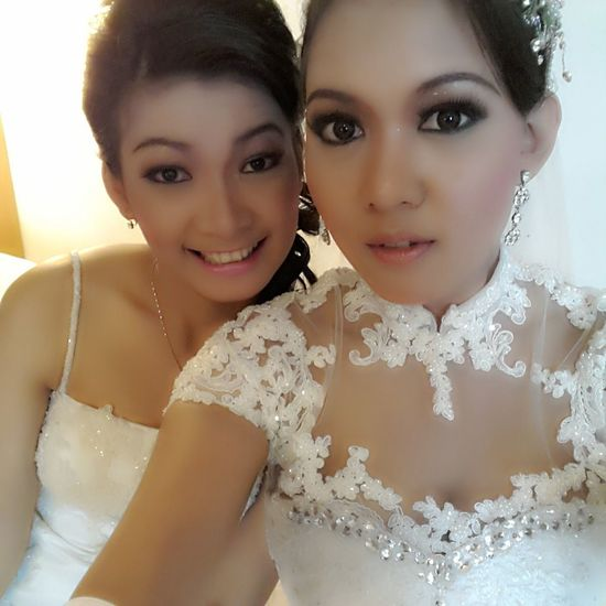 Selfie ✌ With Bridesmaid Cheese! Throwback❤