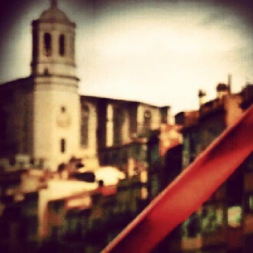 Desde el pont.. Igersgirona Incostabrava Girona10 Instagirona @costabravapirineu