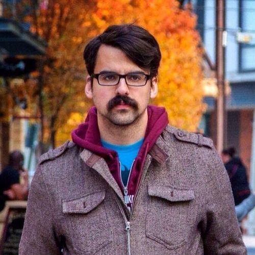 EPIC mustache stranger, Philly