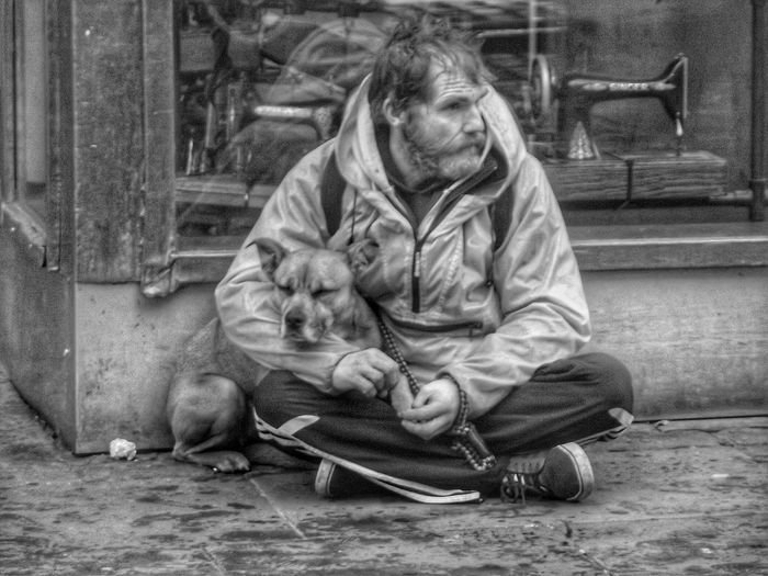 Another picture in my series. People of Manchester Autumn2015 My Perspective Portrait Eye4photography  Light And Shadow Streetphoto_bw Streetphotography B&w Street Photography The Human Condition People Of Manchester Eyeem People + Portrait EyeEm Black&white! Monochrome _ Collection Monochrome Black And White Photography Creative Light And Shadow Blackandwhite Homeless Through My Eyes HDR Picturing Individuality Showcase: November Homeless Of Manchester Uk Street Photography - EyeEm Awards 2016 Photojournalist Eyeem 2016