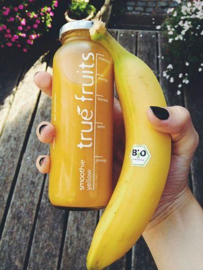 До чего прекрасно 🌴☀ Food And Drink Banana Day Food Freshness Fruit