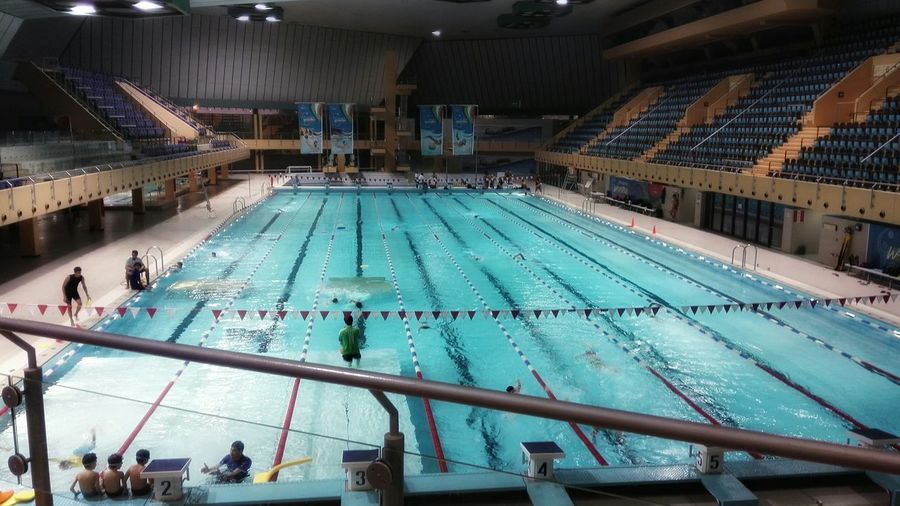 يوم جميل ومتعب Swiming Pool