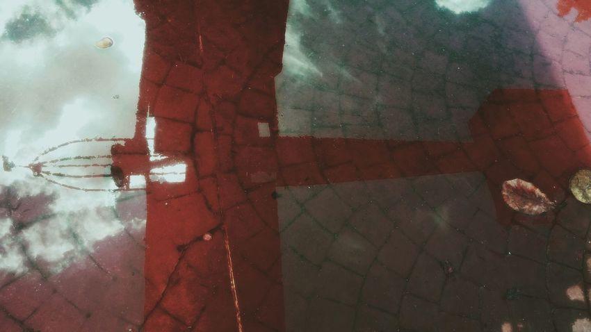 Reflection Airplane 14bis Santos Dummont Taking Photos Walking Around Vscocam