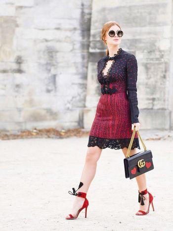• Marina Ruy Barbosa • Paris Fashion Week Beautiful People Eliesaab Paris Fashion Week Paris ❤ Fashion Parisweloveyou EyeEm Best Shots Streetphotography Photooftheday