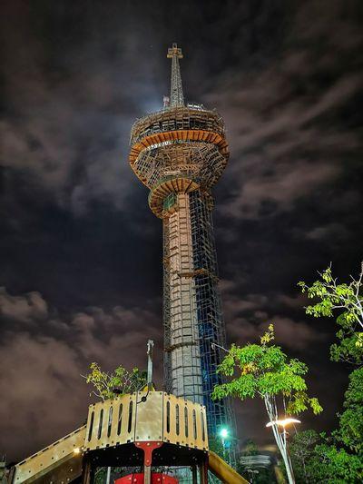 Teruntum tower