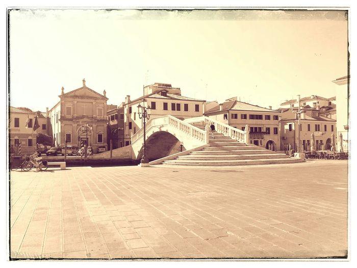 Ponte Vigo Chioggia Veneto Italy