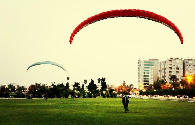 Uçmayan kalmasınnn :) Fly Parading Hi! Hello World