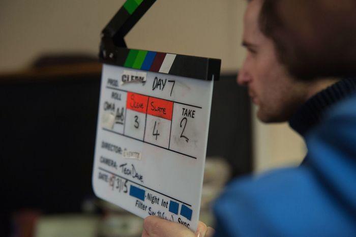 Cleek The Movie Cinematography Production Stills Filmset Scotland