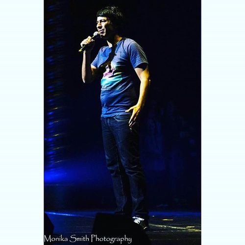 Arj Barker For @planetartsgroup. At @palaistheatre. Raising money for @sacredheartmission. Canon Tamron Light Arjbarker Monikasmithphotography Sacredheartmission Music Palais Palaistheatre Comedy Stkilda Gig