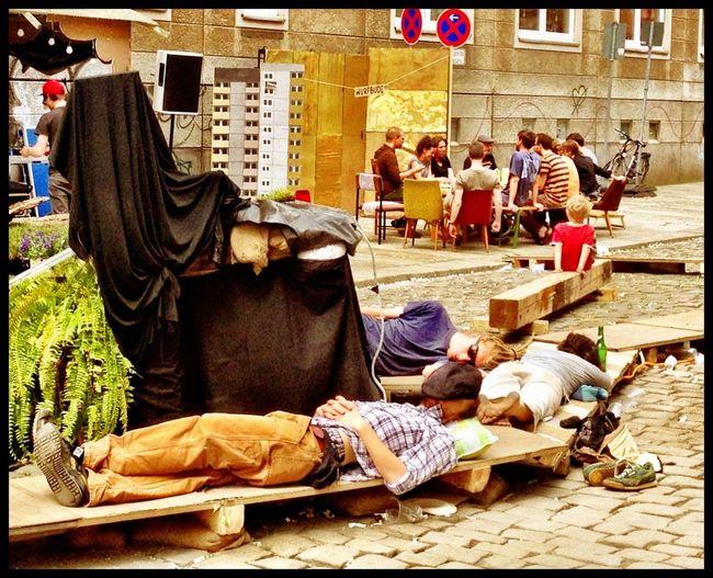 Streetphotography Brn Dresden Neustadt