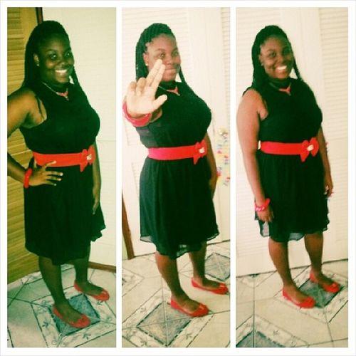 Church this morning Blessed  Churchgirl