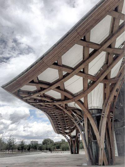 Pompidou !! Again Centrepompidoumetz Shigeru Ban Architecture Metz, France Wood Steel Membrane