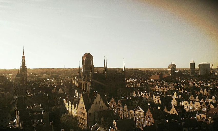 Gdansk Ilovegdn Monochrome