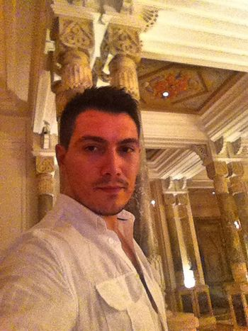 Istanbul Turkey Turkey Ciragan Palace Ballroom