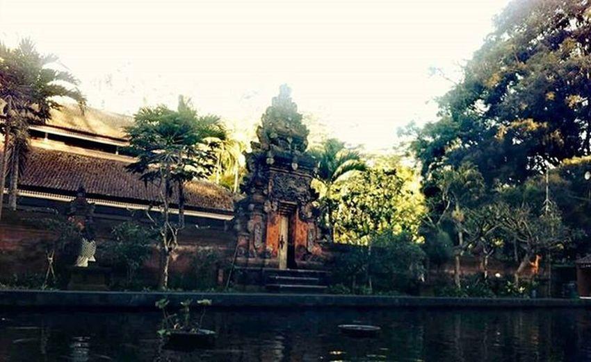 Tirta Empul Bali 2015 Tirtaempul  Bali Holy Water Temple Spiritual Praying Believing
