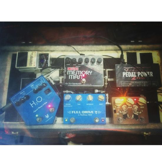 New Pedal