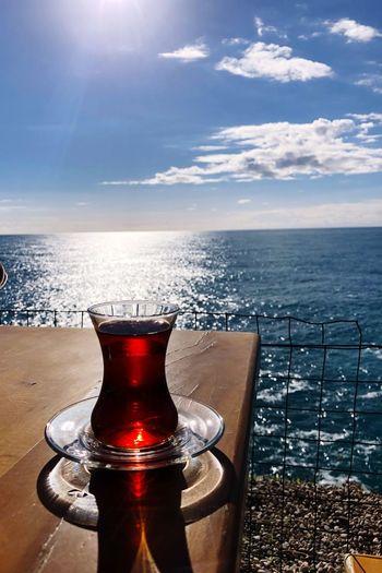 Tea Sea Water