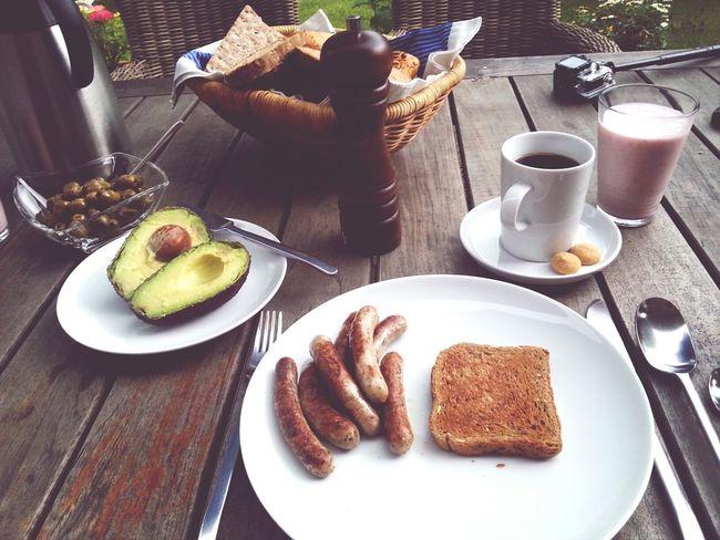 Breakfast Foodporn Enjoying Life Being Healthy And Shit