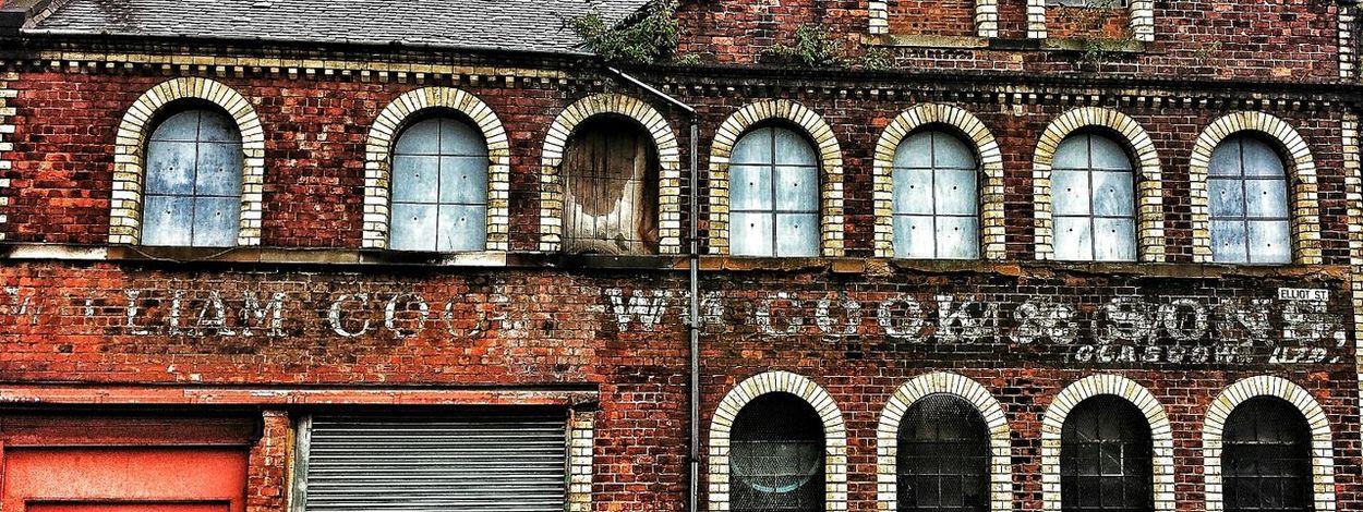 Ghost Signs  Brickwork