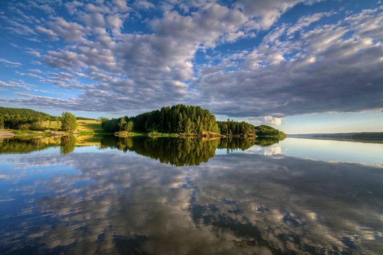 Skørshammer Brygge, Glomma River, Eidsberg
