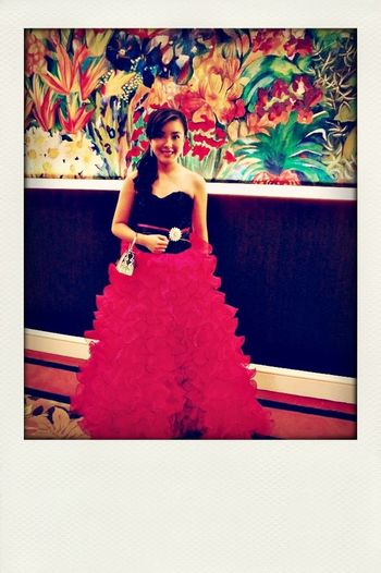 Throwback, Prom 2013