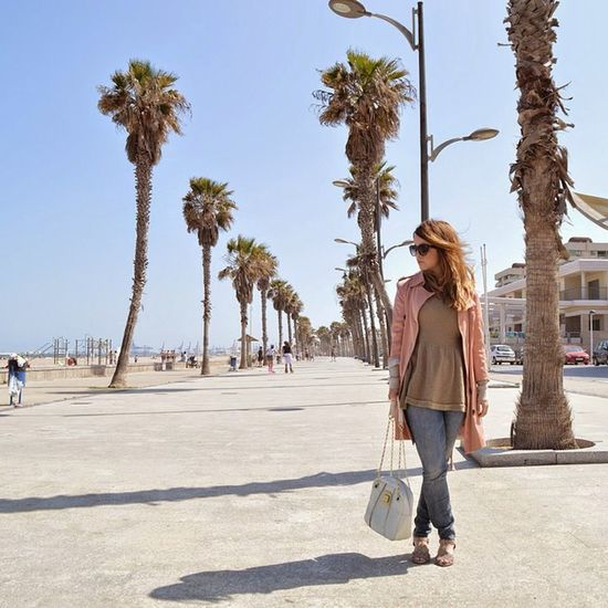 Fashion Blog Trench Pink Sandals Bag Ck  Bye Summer