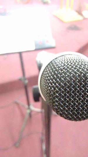 Lo que te apasiona, donde te disfrutas...cuando gustas! Just Singing ♡ At Church!