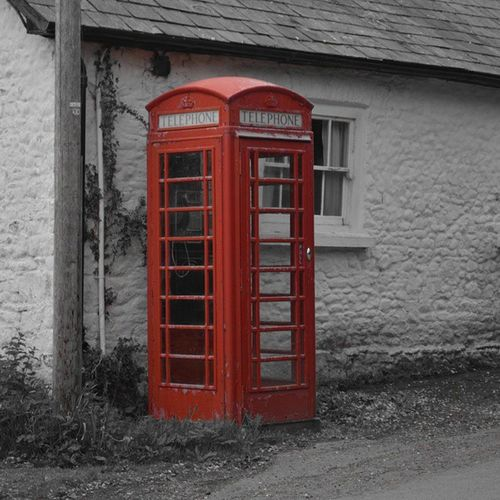 """The camera has always been a guide, and it's allowed me to see things and focus on things that maybe an average person wouldn't even notice."""" – Don ChadwickCoch Red Telephone Telephonebox Selectivecolour Blackandwhite Nikon Britishtelephonebox 📞"""