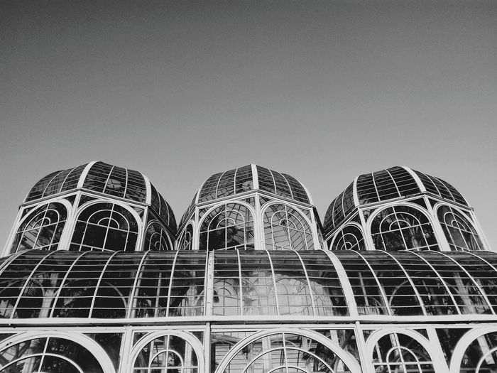 EyeEm Selects Blackandwhite Black And White Botanical Gardens Curitiba Cwb Bnw Outdoors Architecture Iron Bulding