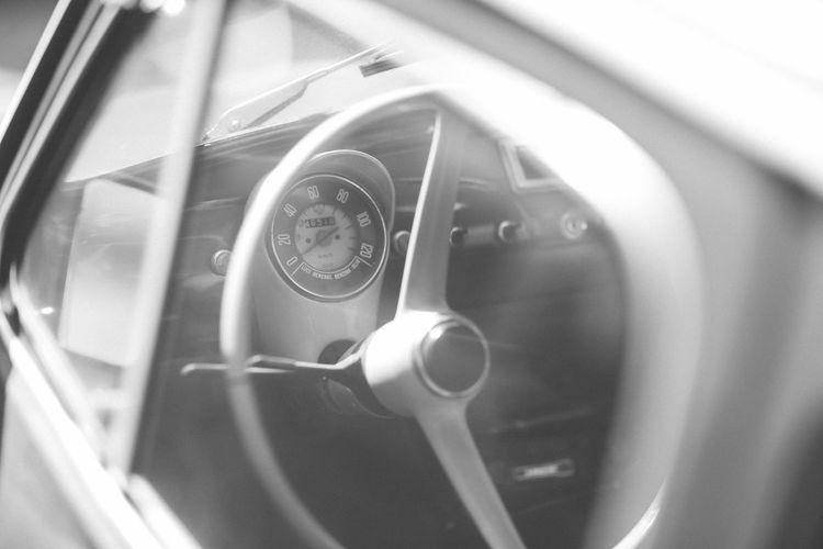 Blackandwhite Car Instruments Italien Italy Selective Focus Sicilia Sicily Sizilien Transportation Window