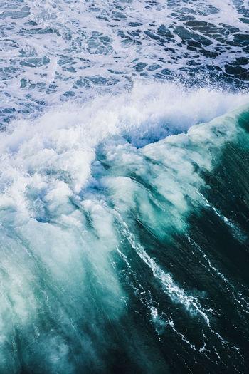 wave Sea Motion