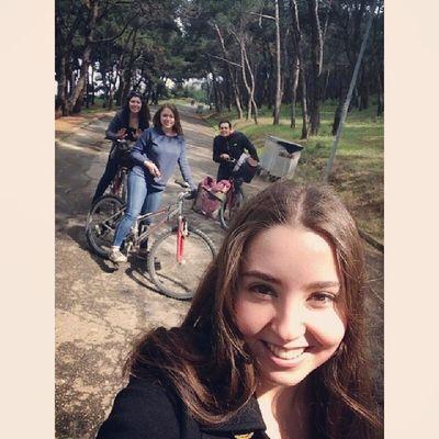 En yesil dogum gunu kutlamasi Heybeliada Bisiklet Adalar