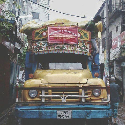 daddy's home truck dhaka Cloudy