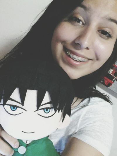 I JUST BOUGHT LEVI FROM SHINGEKI NO KYOJINNNNN Check This Out Enjoying Life Hanging Out